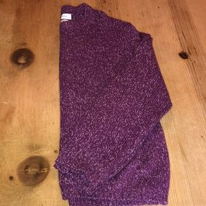 *URBAN OUTFITTERS PURPLE SWEATER*
